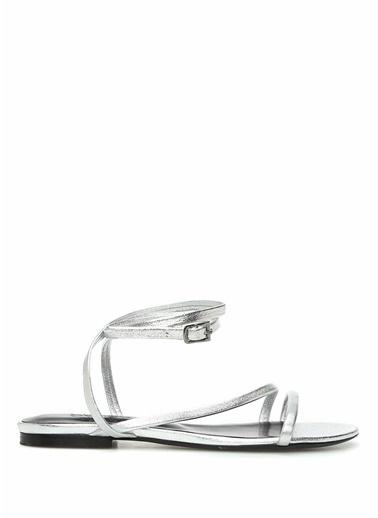 Blender Originated Sandalet Gümüş